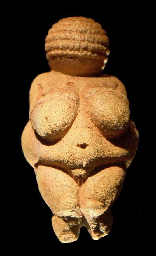 Venus_of_Willendorf venus de Willendorf